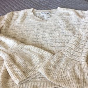 Knox Rose cream colored sweater